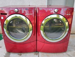 Maytag Frontload Washer&Dryer with Warranty for Sale in Fresno, CA