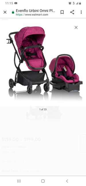 Car seat and stroller combo for Sale in GLMN HOT SPGS, CA