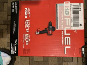 Hammer drill driver Milwaukee Brand new for Sale in Washington, DC