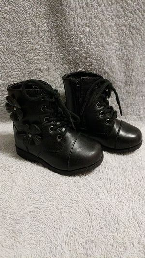 Toddler Size 5 girl boots for Sale in Wellford, SC