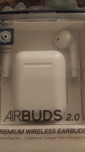 Airbus 2.0 premium wireless earbuds ultra boss drivers for Sale in Evergreen, CO