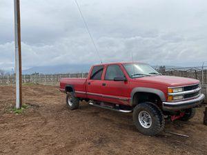 1995 Chevy Silverado 3500, 4x4 for Sale in Visalia, CA