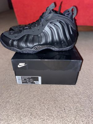 """Nike Air Foamposite """"Anthracite"""" sz 10 for Sale in Decatur, GA"""