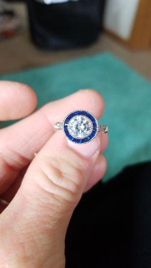 Art Deco Sterling Silver Ring for Sale in La Crosse, WI