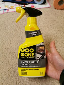 brand new goo gone oven & grill cleaner,14oz for Sale in Happy Valley,  OR
