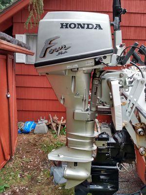 Honda Four stroke 9.9 for Sale in Mukilteo, WA