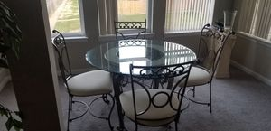 Dining Table and 4 chairs for Sale in Suitland, MD