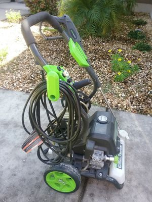 Greenworks 2000 psi Electric Pressure Washer for Sale in Brooksville, FL