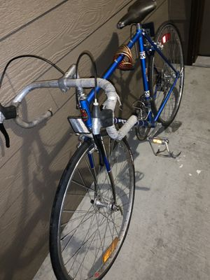 Vintage Collectors Peugeot racing Bicycle $100obo for Sale in Wenatchee, WA