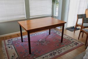 Wooden table and chairs for Sale in Cupertino, CA