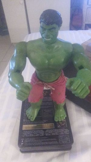 1978 Hulk action figure for Sale in Saint Pete Beach, FL