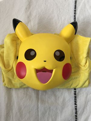 Pikachu costume size 4-6 for Sale in Santa Monica, CA