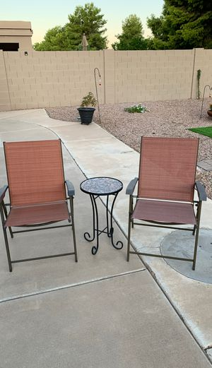 Small seating, patio for Sale in Phoenix, AZ