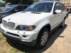 05 BMW X5 3.01 for Sale in Hartford, CT