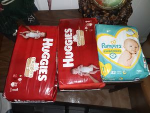 Diapers & wipes for Sale in Orlando, FL