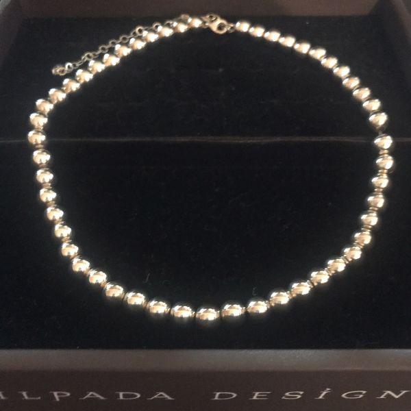 Silpada Rich Abundance Necklace