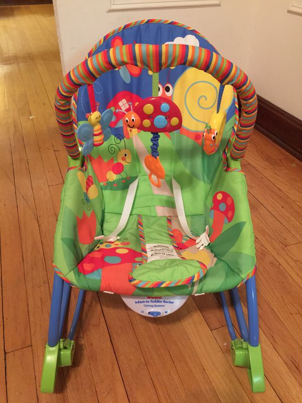 Baby swing seat from Fisher Price