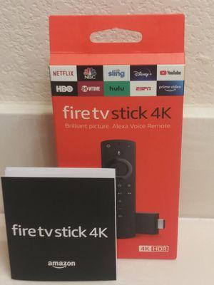 Amazon Fire Tv Stick 4K ( Loaded ) for Sale in Dallas, TX