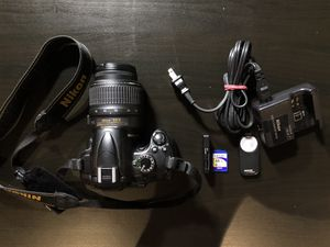 Nikon D5000 DSLR Camera for Sale in Miami, FL