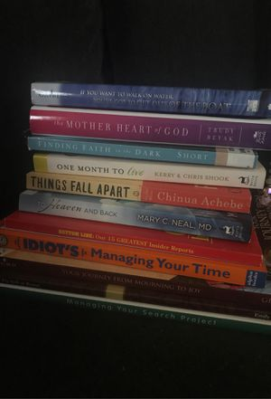 Books for Sale in Lewisville, TX