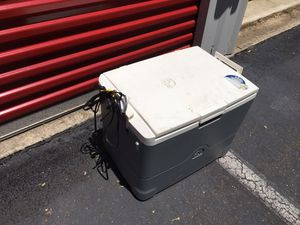 12volt cooler for Sale in Aston, PA