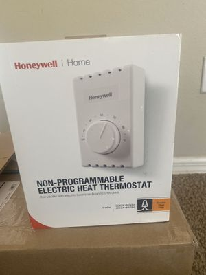 Electric heat thermostat for Sale in Tampa, FL