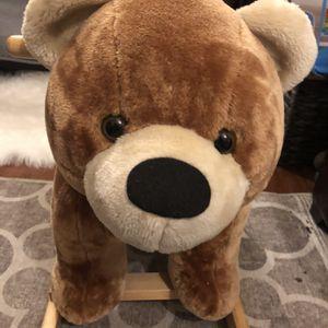 Teddy Bear Rocker for Sale in Pasadena, CA