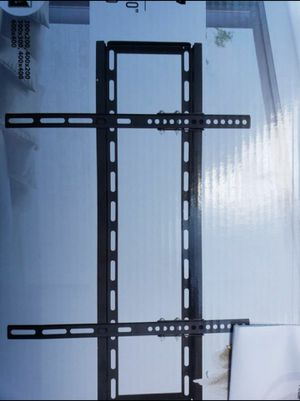 Tilt tv wall mount 22 to 60 inch... new in box for Sale in Plano, TX