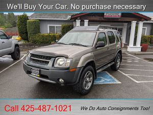 2004 Nissan Xterra XE for Sale in Woodinville, WA