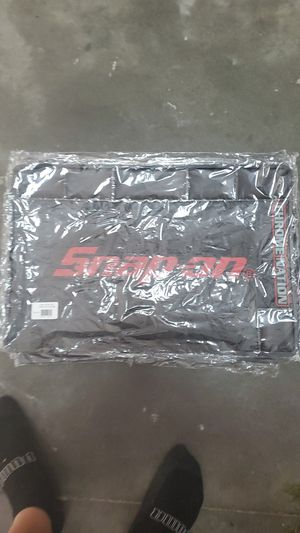 Snap On Tools Rubber Top Mat With Chrome Nation For Top Of Toolbox Or Bench for Sale in Kissimmee, FL