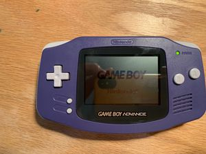 Indigo GameBoy Advance for Sale in Tampa, FL