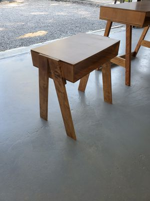 Handcrafted wood desk for Sale in NY, US