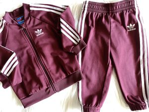 Adidas track suit size 12-18 m for Sale in Huntington Beach, CA
