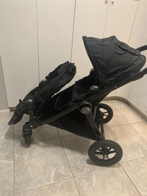 City select double stroller for Sale in Silver Spring, MD