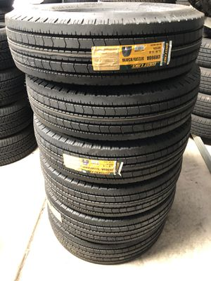 ST235/85R16 14 ply TRAILER TIRES for Sale in Modesto, CA