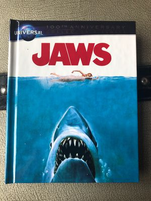 Jaws Blu-ray for Sale in Fitchburg, MA