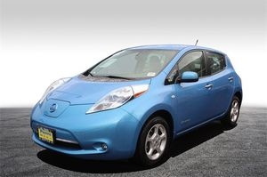 2012 Nissan LEAF for Sale in Seattle, WA