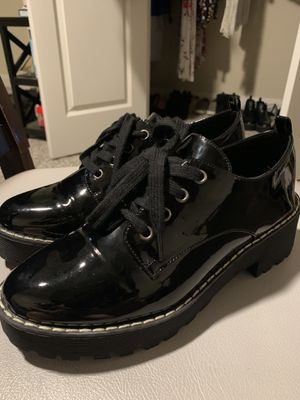 DSW Platform Oxfords for Sale in Houston, TX