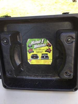 Handy hauler for gas or propane tanks for Sale in Plainfield, IL