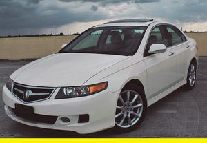 All power moon roof and super clean 2006 Acura TSX Premium for Sale in Richmond, VA