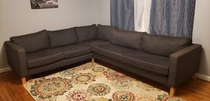 large couch for Sale in Arlington, VA