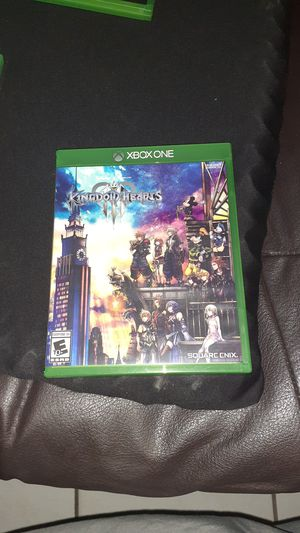Kingdom hearts 3 for Sale in Doral, FL
