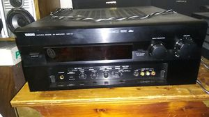 Yamaha natural sound av amplifier for Sale in Brooklyn, OH