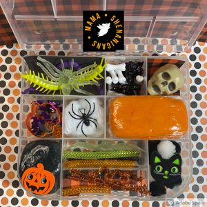 Halloween Sensory Kit for Sale in Orange, CA