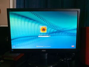 """AOC Computer Monitor 18.5"""" Display $20 for Sale in Nacogdoches, TX"""