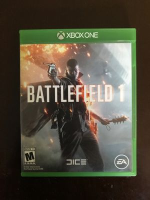 Battlefield 1 Xbox One With Premium Pass BRAND NEW for Sale in Lakeland, FL