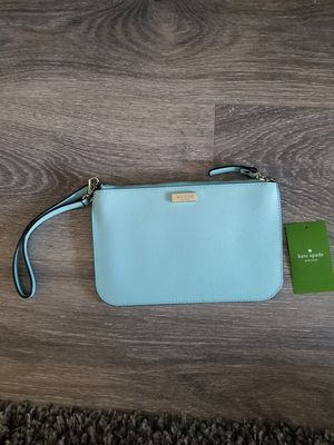 New! Kate Spade Newbury Lane Lolly Wristlet Blue for Sale in Glendale, CA