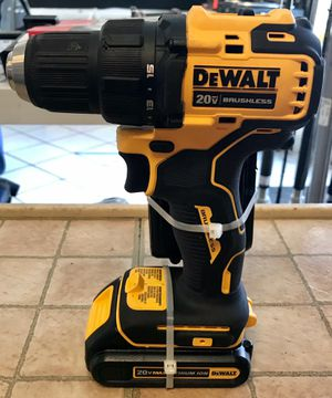 Dewalt Drill Driver w/ 2 Batteries (NO CHARGER) (PRESTO PAWN) for Sale in Lake Worth, FL