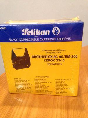 Pelikan #28743 Printer Ribbons - 6 Pack Box for Sale in BAYVIEW GARDE, IL
