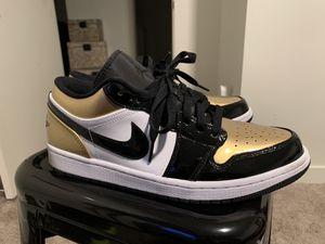 Jordan 1 Low Gold Toe for Sale in South Salt Lake, UT